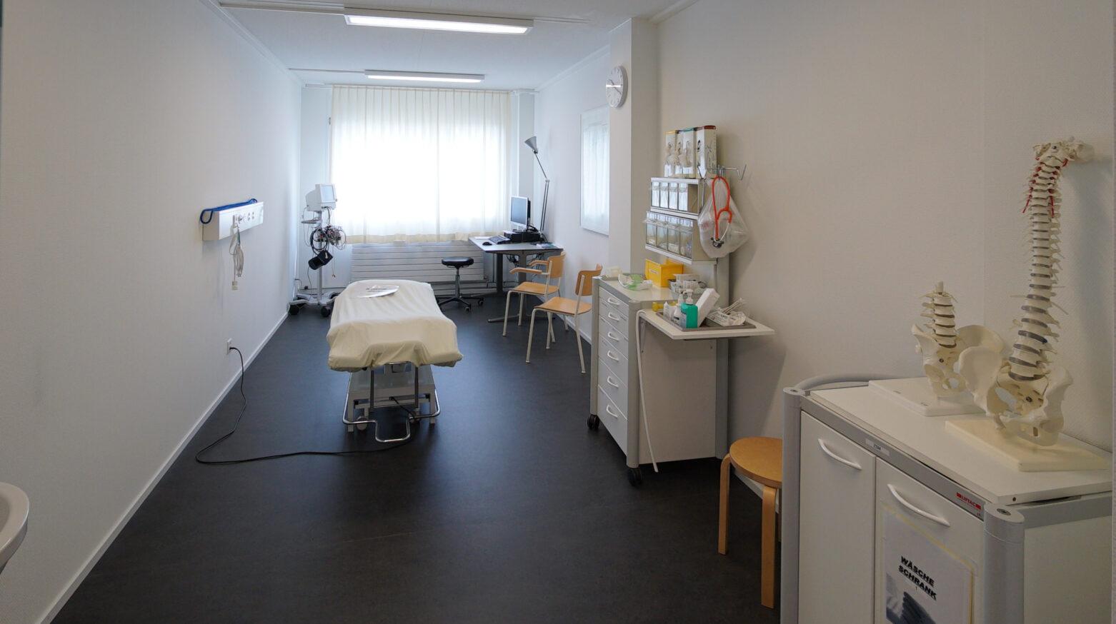 Paraplegiker Zentrum 3