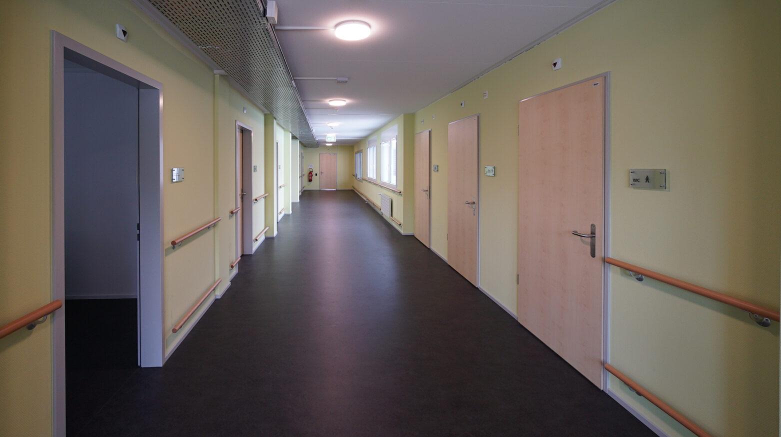 Paraplegiker Zentrum 4